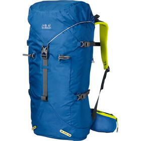Jack Wolfskin Mountaineer 42 Sac à dos, electric blue